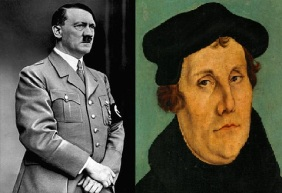 Martin Luther's Fierce Anti-Semitism